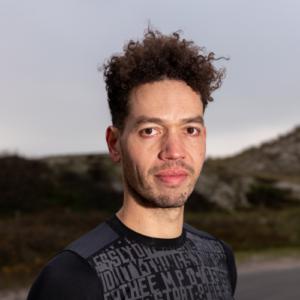 Daniel fotoshoot Ironman