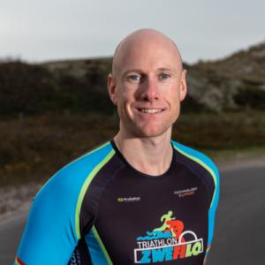 Niels fotoshoot Ironman